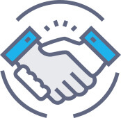 Partnership icon