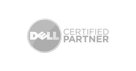 Dell Certified Partner badge